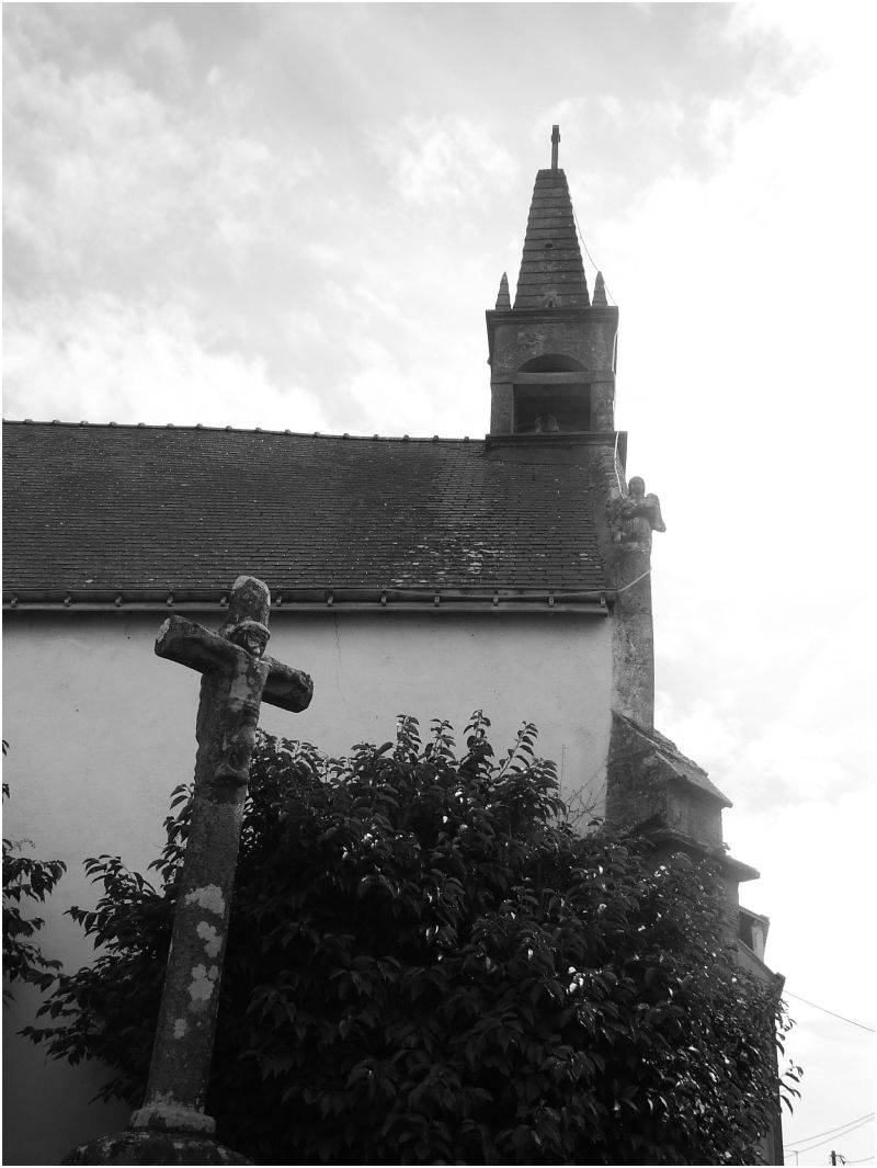 Chapelle de la Trinité  à Riantec