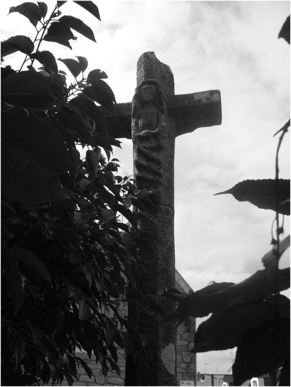Calvaire de la Trinité à Riantec