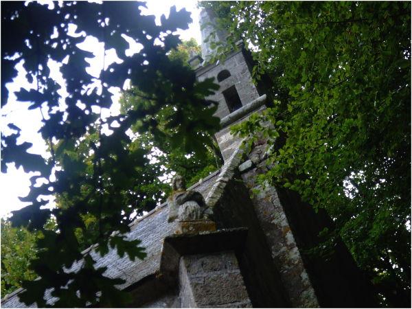 Chapelle de Locjean à Riantec (Bretagne)