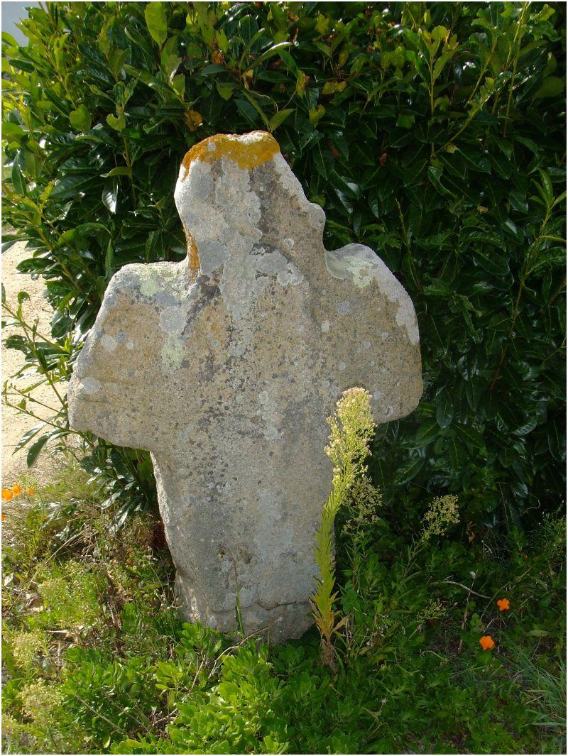Croix d'Audran à Plouninec