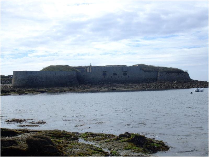 Fort du Goërem à Gâvres (Bretagne)