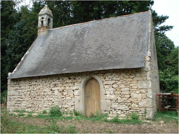 Chapelle St Bieuzy-St Georges de Nostang