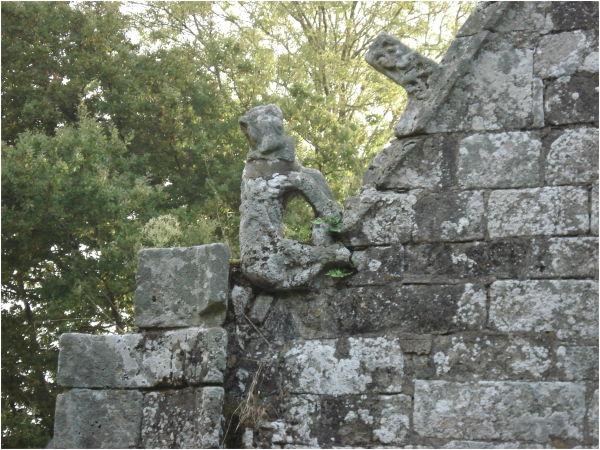 Chapelle N-D de la Pitié à Locadour à Kervignac