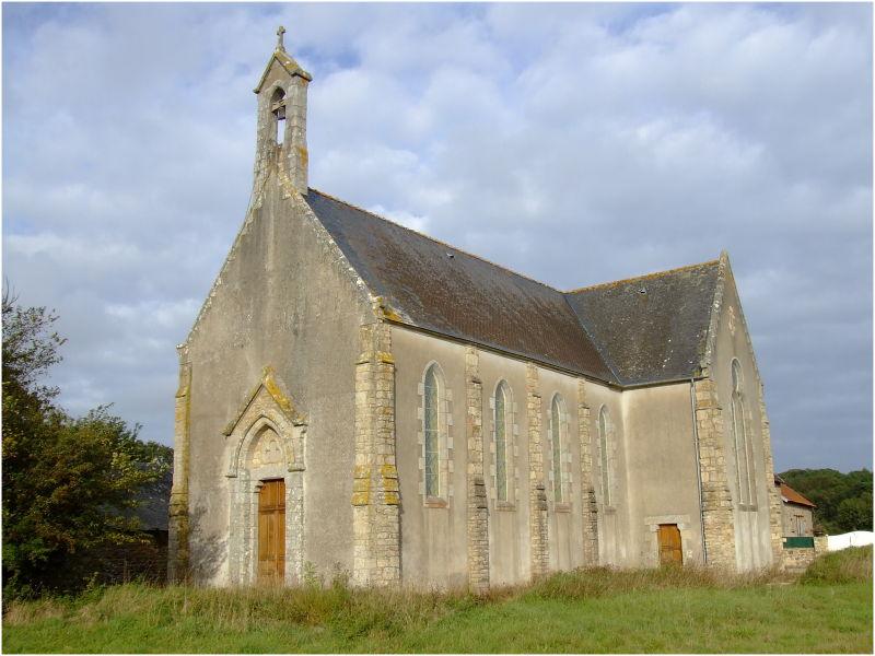 Chapelle St Efflam à Kervignac