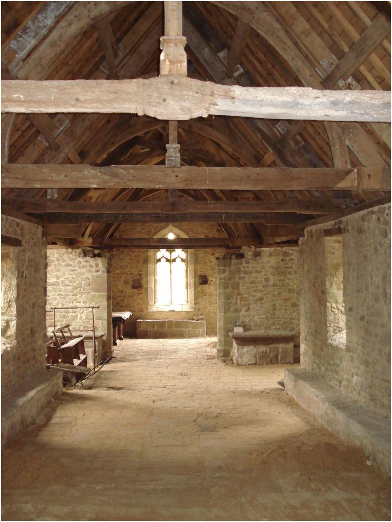 Chapelle St Laurent à Kervignac (Bretagne)
