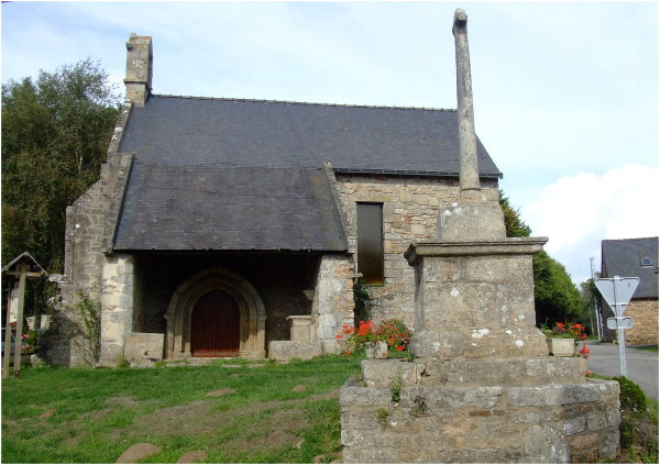 Chapelle St Antoine à Hennebont