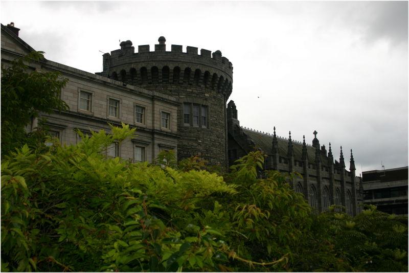 Château de Dublin (Irlande-Eire)