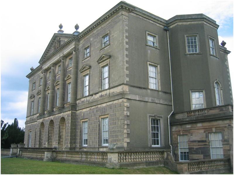 Castle Ward House - Irlande du Nord