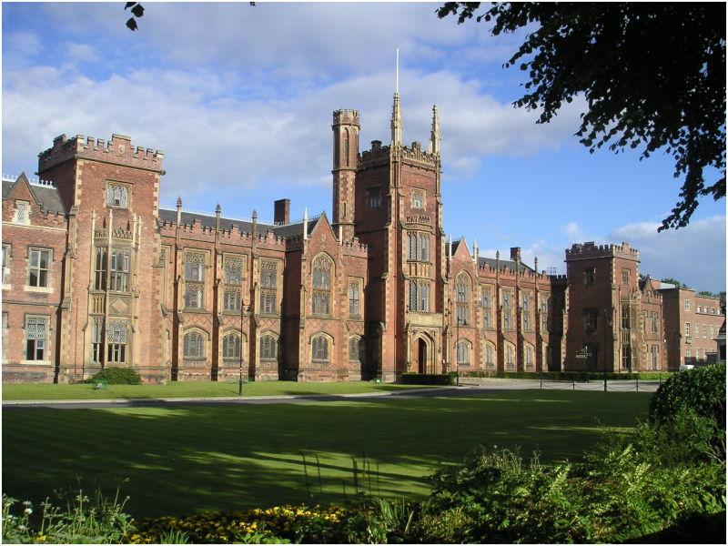 L'université Queen's de Belfast