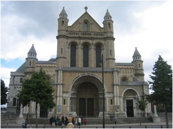 Ste Anne Church - Belfast