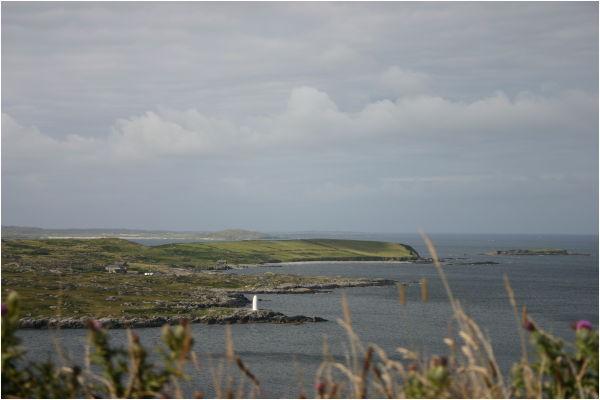 The Sky Road - Clifden - Irlande