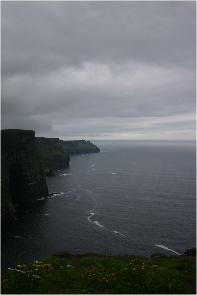 Falaises de Moher (Irlande-Eire)