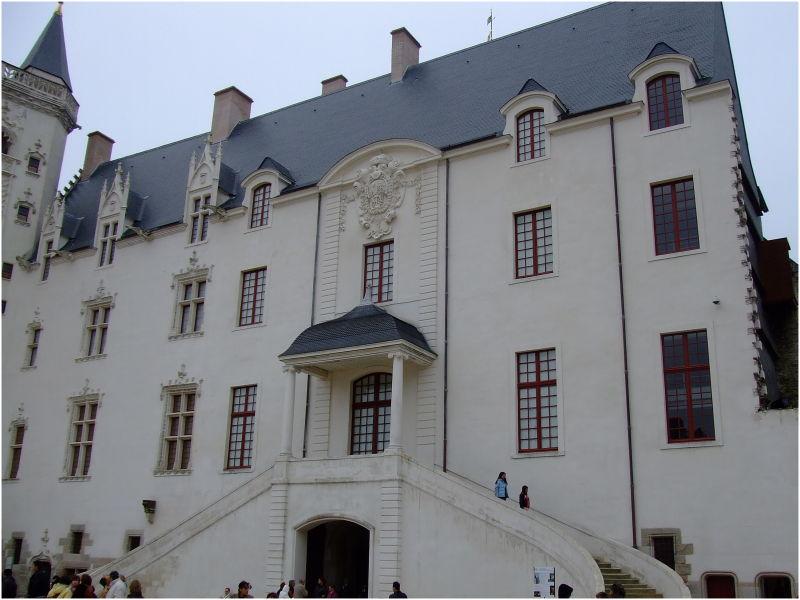 Château des ducs de Bretagne (Nantes)