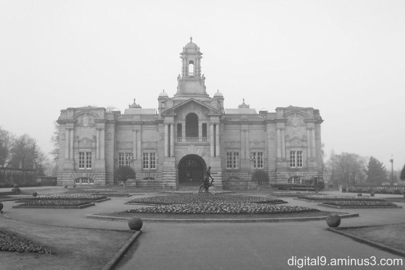 Cartwright Hall, Lister Park