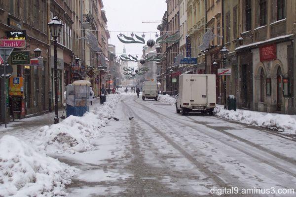 Grodzka Street, Krakow
