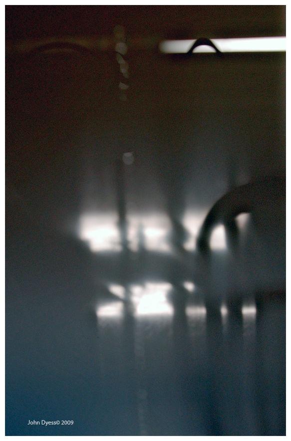 dining room shadows