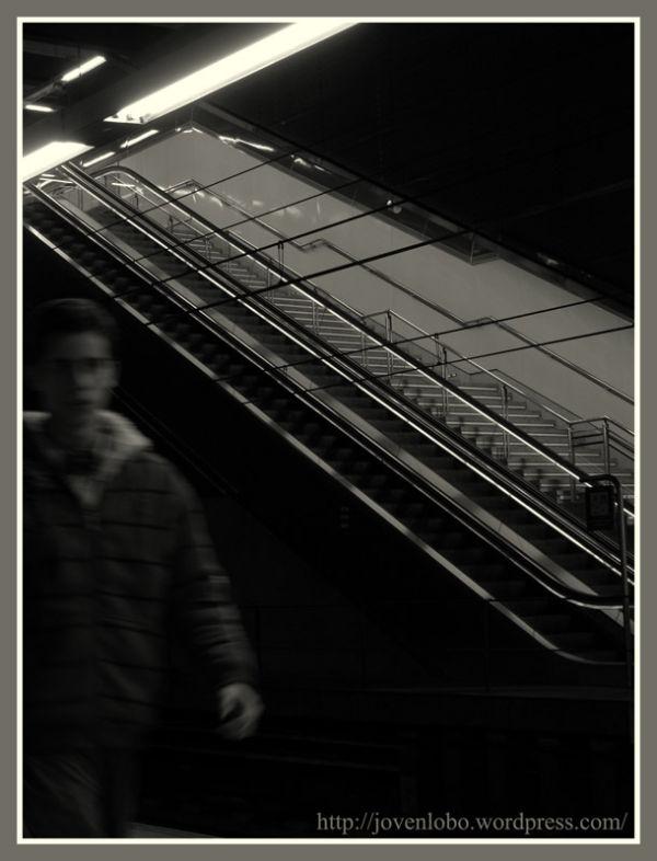 Viajero Metro Madrid