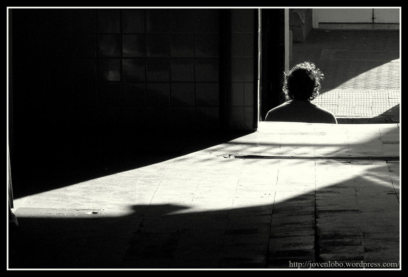 Sombras luz contraste