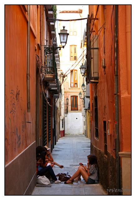 Granada-adolecentes-calles