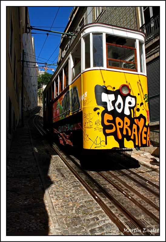 Funicular Lisboa Tranvia