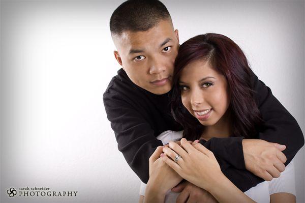 Phong & Brianna Portrait 1