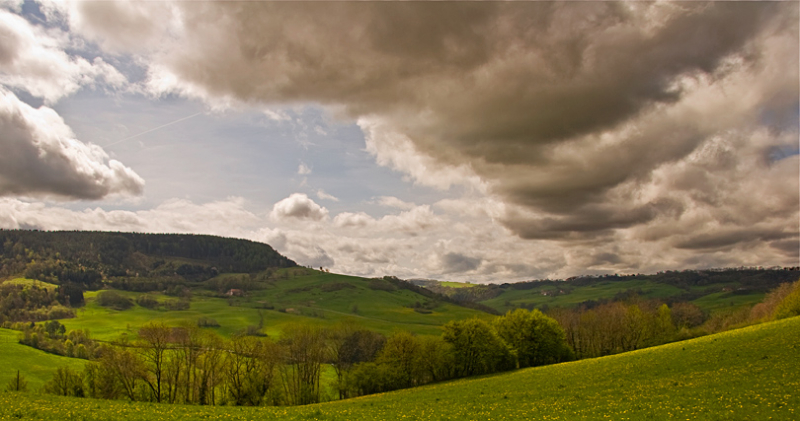 Ciel du Jura...