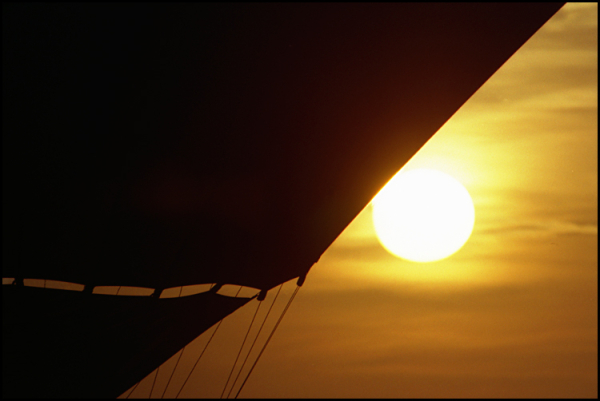 Ballon solaire...