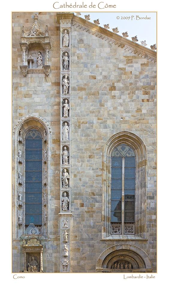 Cathédrale de Côme...