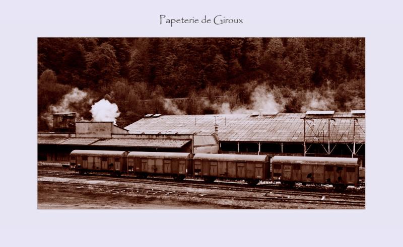 Papeterie de Giroux...