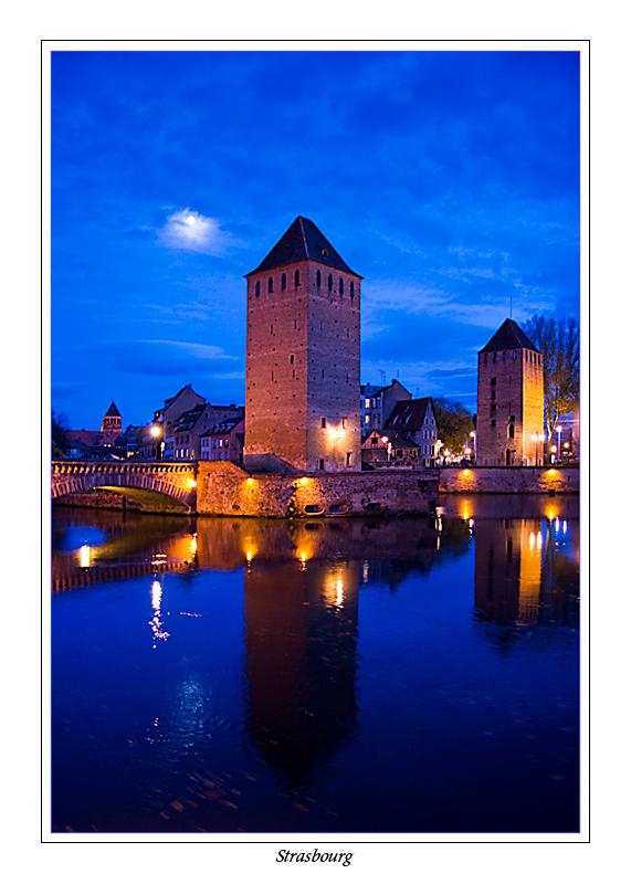 La petite France.... la nuit