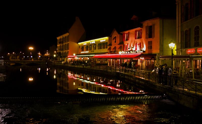 Le vieux Annecy...