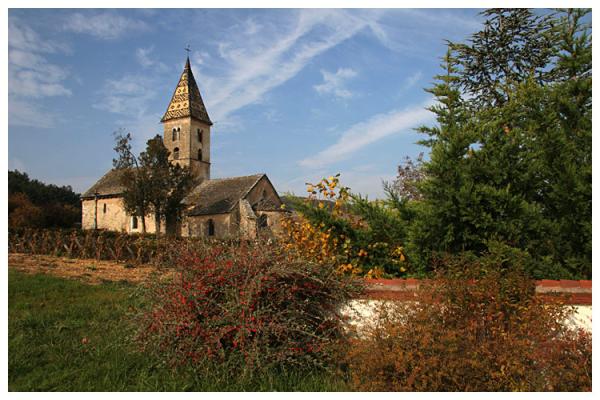 Eglise bourguignone....