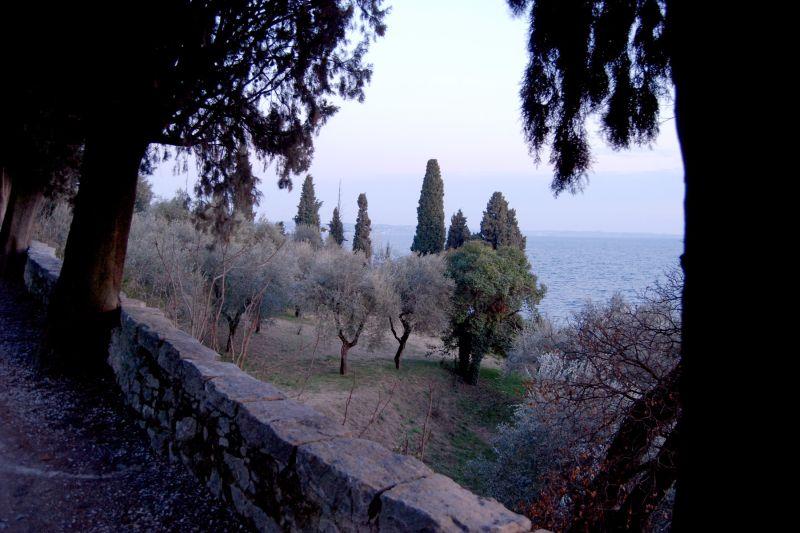 San Vigilio on Lake Garda, Italy