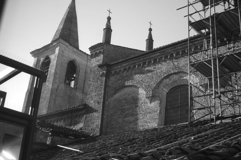 Church at Luceo Corso, Correggio Italy