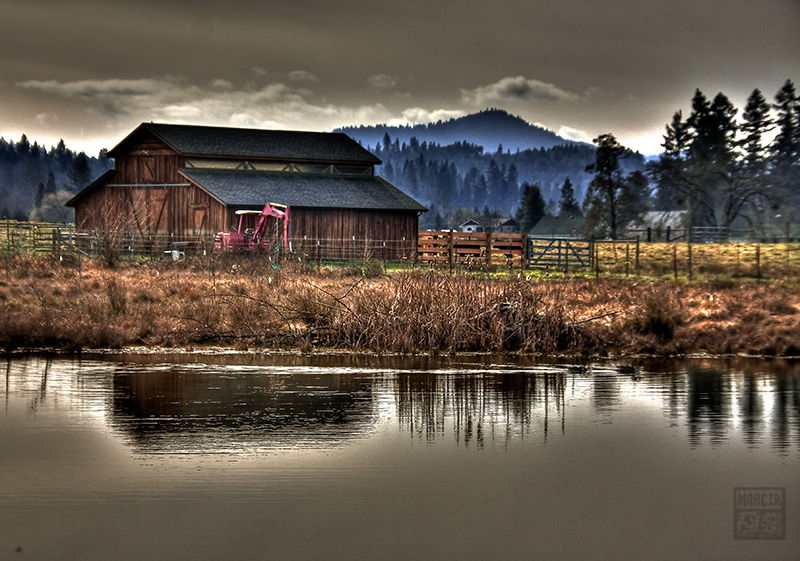 Yet Another Oregon Barn