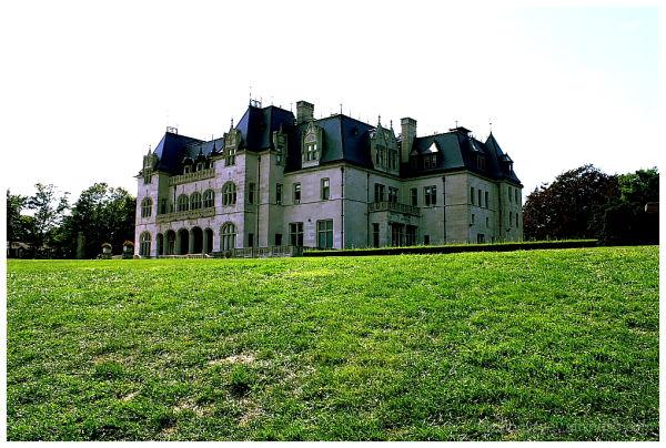 Rhode Island Mansion