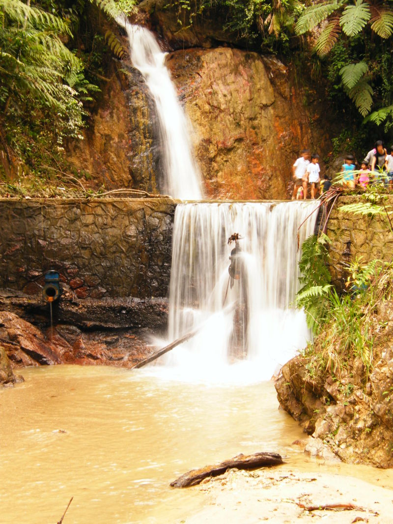 Jerau Waterfall