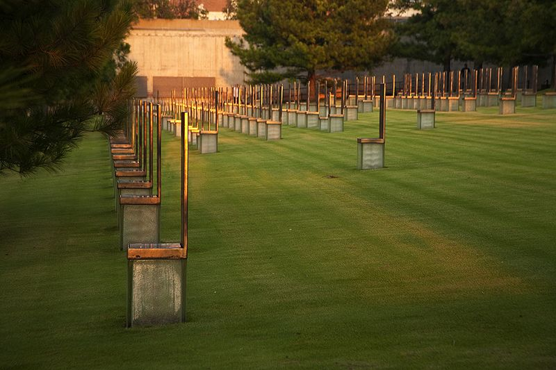some of the memorial chairs