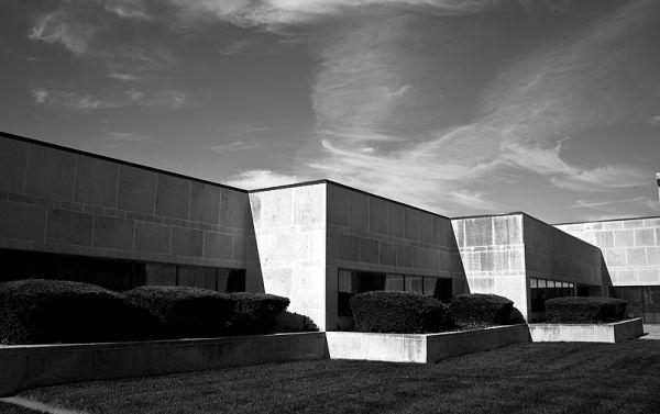 shadows at the Kansas History Museum