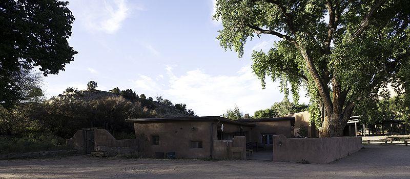 ghost ranch campus