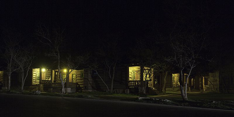 cabins on grand canyon north rim