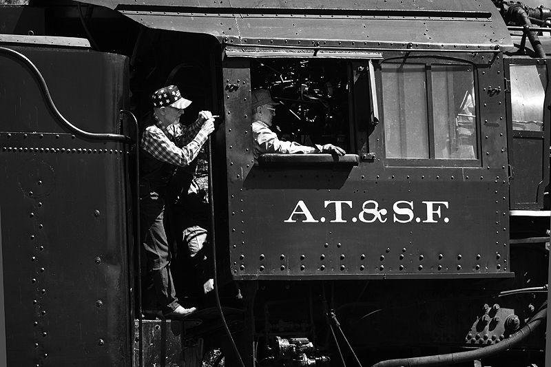crew in Santa Fe 3451
