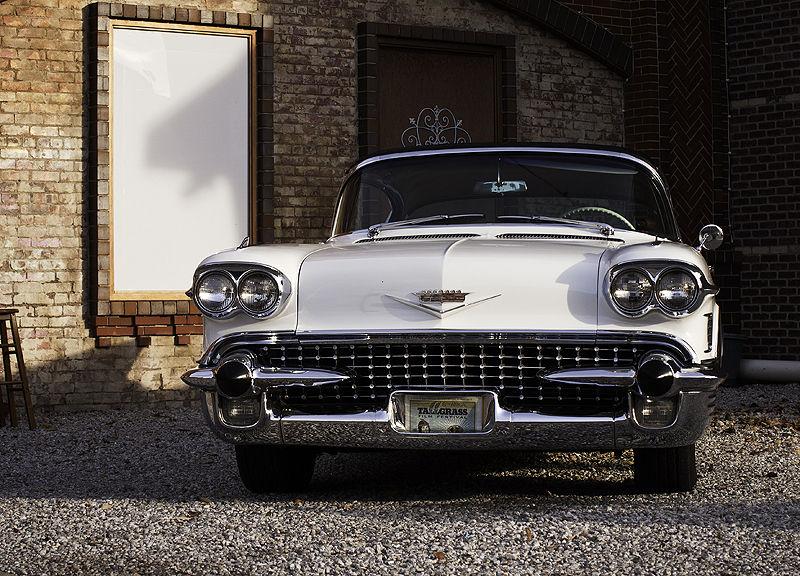 sweet 1958 cadillac eldorado coupe