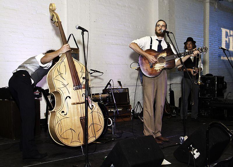 tallgrass film festival friday night band