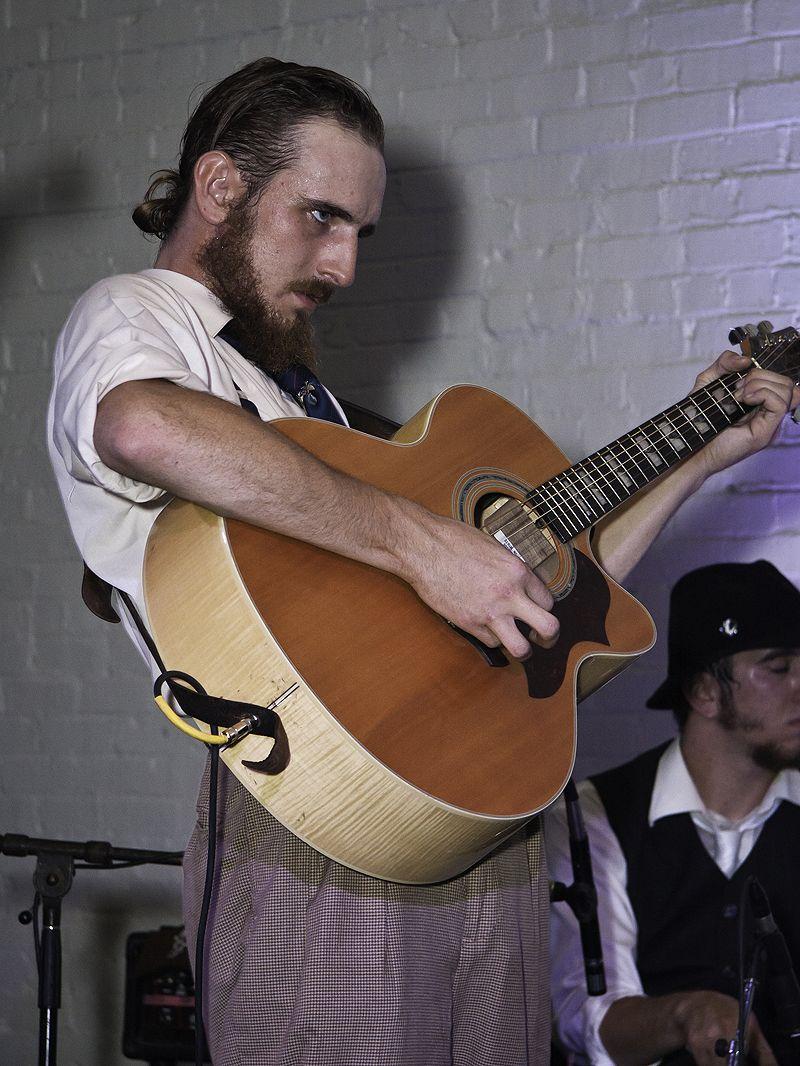 tallfrass film festival friday night guitarist