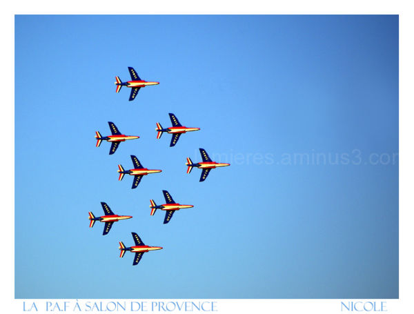 La Patrouille de acrobatique de France