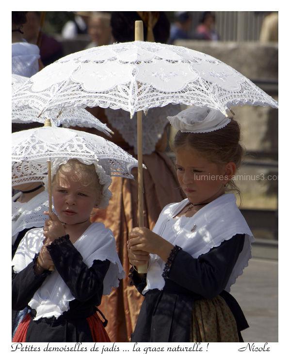 Portraits d' Arlesiennes 3