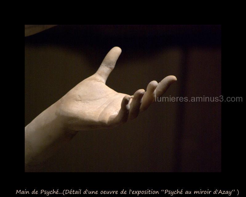 "Exposition ""Psyché au miroir d'Azay"""