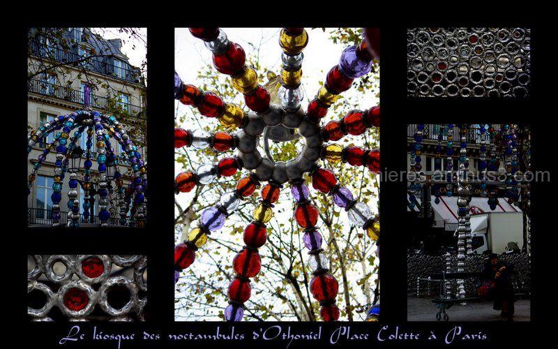 Othoniel : Le kiosque des noctambules à Paris