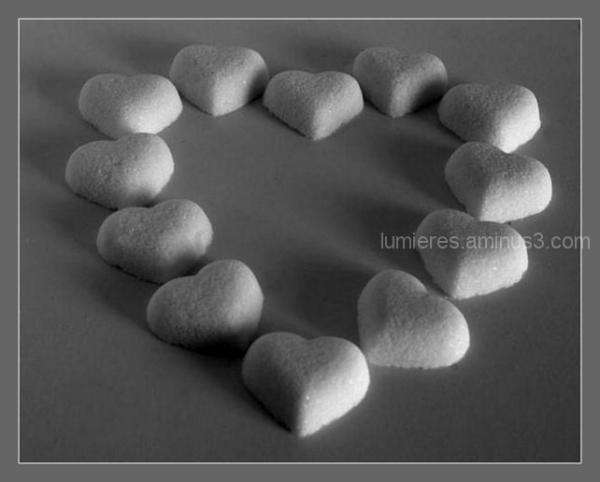 My sweet little heart ...
